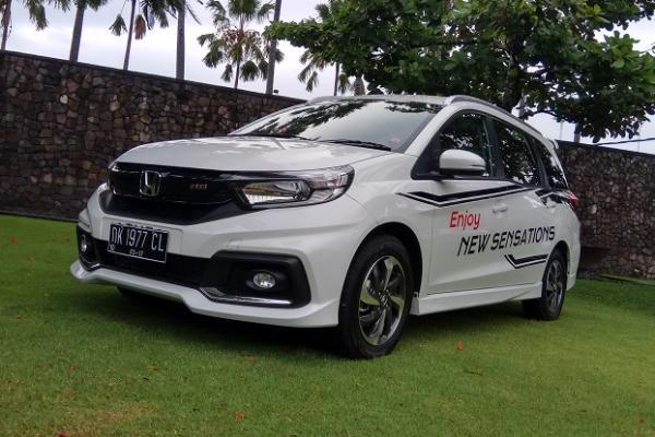 Honda All New Mobilio akan menjadi salah satu produk andalan yang dipajang di IIMS 2017