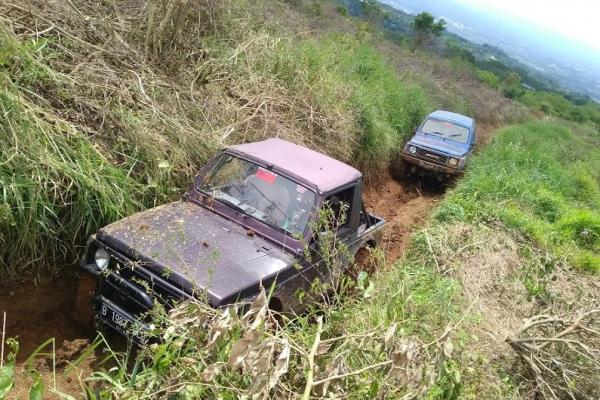 Suzuki Jimny bisa ganti mesin yang harganya murah dan banyak tersedia untuk tingkatkan performa. (foto : boy prabowo)