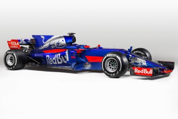 Toro Rosso gunakan warna baru di musim 2017
