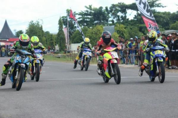 Katingan jadi tuan rumah seri 1 Kejurda Balap Motor Kalimantan Tengah