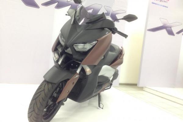 Yamaha XMAX 300cc diproduksi di Indonesia dan diekspor untuk pasar Eropa