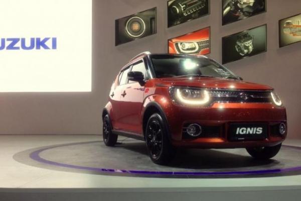 Kehadiran Suzuki Ignis langkah awal Suzuki garap segmen Urban SUV