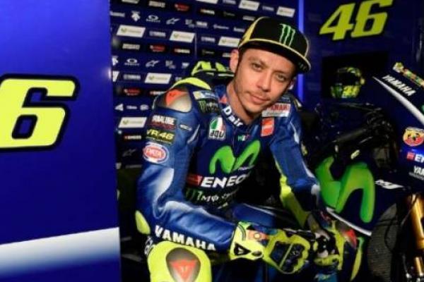 Valentino Rossi menderita trauma ringan usai kecelakaan saat latihan Motocross di Urbino, Italia (ist)