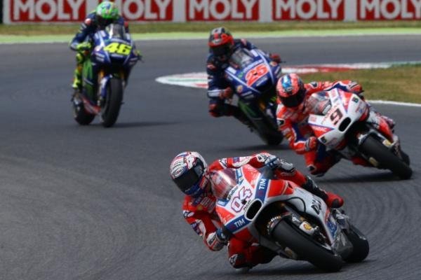 Usai race Mugello, banyak perubahan di klasemen MotoGP (ist)