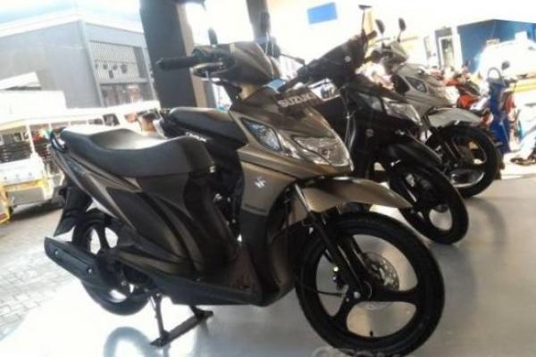 Sempat discontinue, Suzuki kembali luncurkan generasi baru Suzuki Nex di Jakarta Fair 2017
