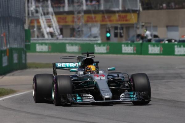 Formula 1 Grand Prix Kanada milik Lewis Hamilton (ist)