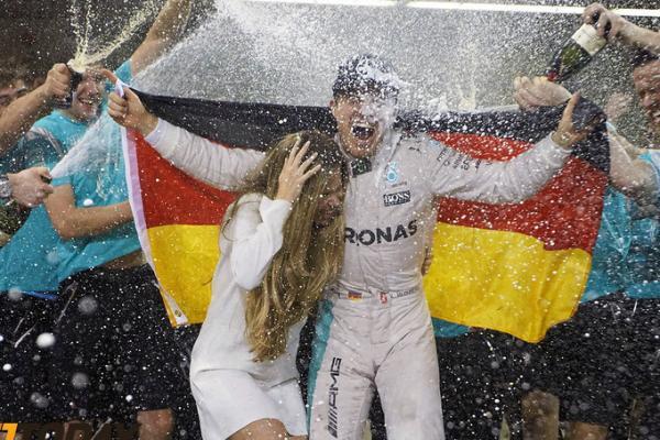Nico Rosberg, juara dunia F1 yang pensiun dini (ist)