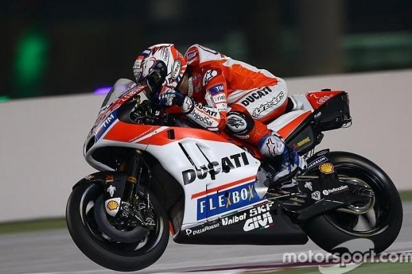 Andalan tim Ducati ini tinggal mengasah kecepatan di tikungan, semua akan beres. (Foto : motorsport.com)