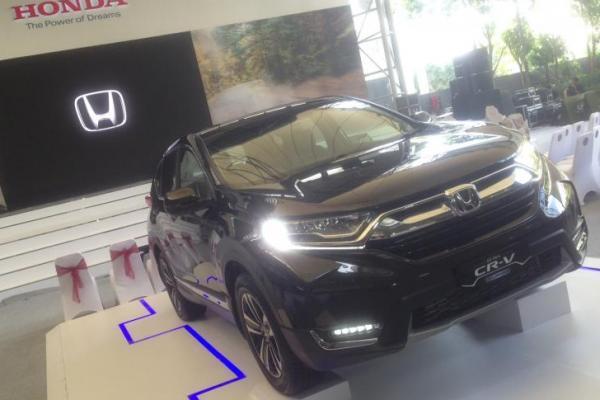 All New Honda CR-V Turbo sudah mulai didistribusikan ke seluruh Indonesia