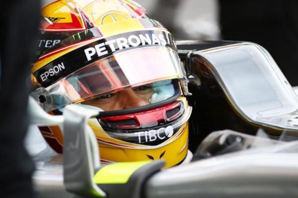 Hasil kualifikasi diinvestigasi, Hamilton terancam kehilangan pole position GP Inggris (ist)