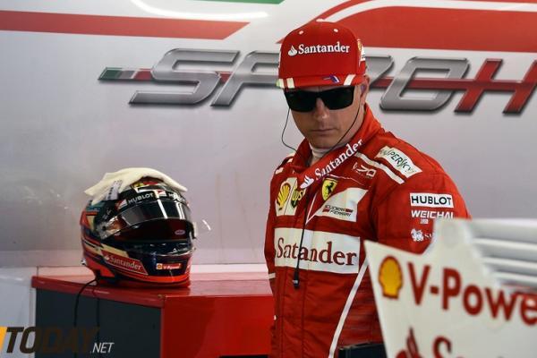 Kimi Raikkonen, tinggalkan Ferrari usai musim 2018 berakhir (foto : Ferrari)