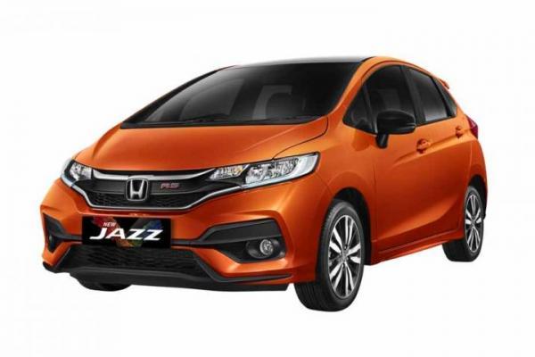 New Honda Jazz RS
