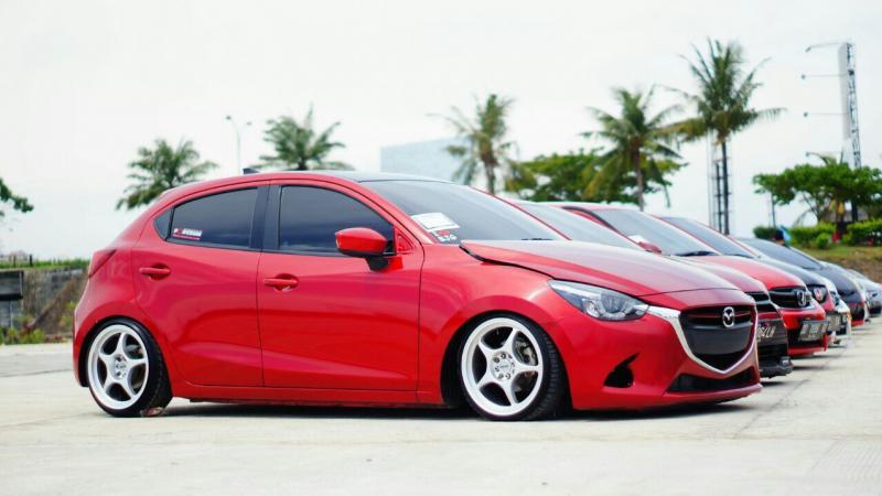 Komunitas mobil baru di Makasar