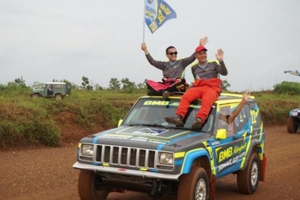TB Deyang menjadi salah satu andalan tim BMB HRVRT Motorsport Kalimantan Selatan. (foto : edwyn tedja)