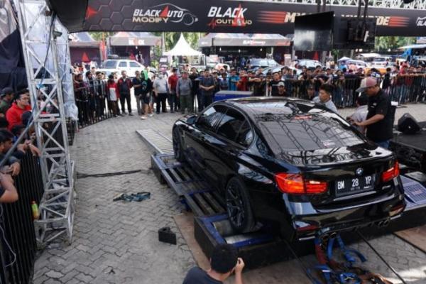 BlackAuto Battle 2017 sempurnakan kategori perlombaan (ist)