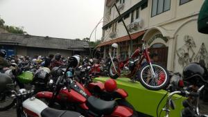 Sekepal Aspal 2017 : Pesta Motor Custom Anak Selatan Yang Dijubeli Ribuan Penggemar Fanatik