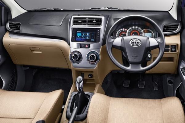 Kabin depan Grand  New Avanza mewah dan elegan untuk keluarga Indonesia. (foto : Toyota Astra Motor)