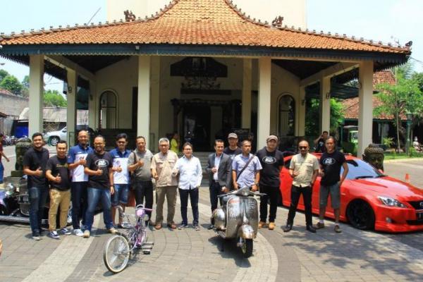 Kick off Jakarta Custom Culture 2017 di Balai Sarwono, Kemang
