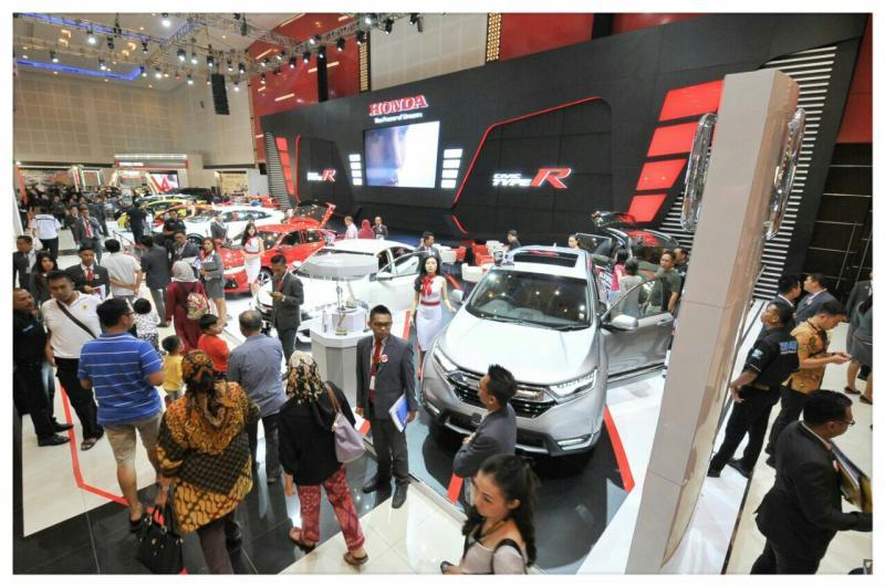 Honda Brio menjadi ujung tombak penjualan di Surabaya. (Foto : HPM)