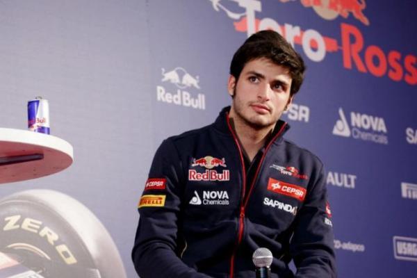 Karena Sean Gelael, putra pereli legendaris Carlos Sainz ini kehilangan sesi FP1 di GP Malaysia (ist)