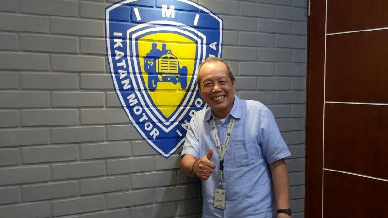 Jeffrey JP, mohon agar ini disikapi positif demi kemajuan motorsport ke depan. (foto : budsan)