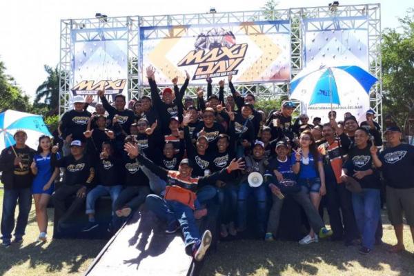 Pencinta Skutik Premium Yamaha Berjibun di Sulawesi, Kabupaten Wajo Peringkat Pertama