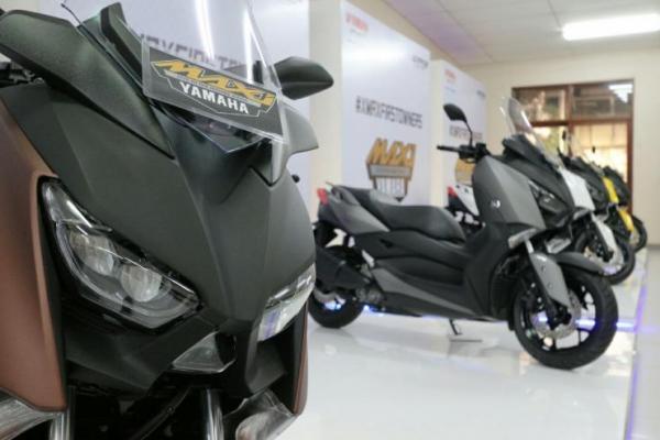 Yamaha XMAX Laris Dipesan Online Hingga Wilayah Indonesia Timur