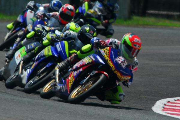 Rider Yamaha siap bertarung di IRS Seri 4 akhir pekan ini di Sirkuit Sentul (ist)