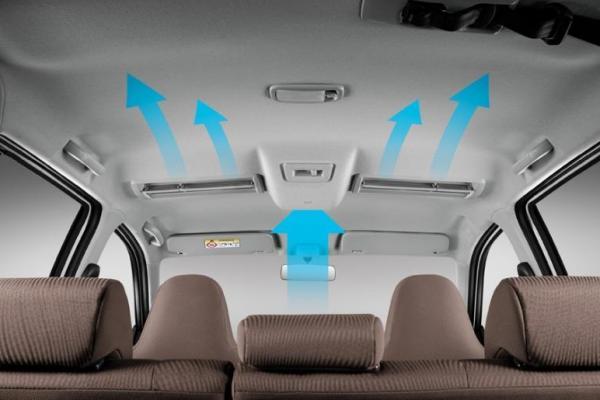 Kenyamanan kabin selama berkendara tentu menjadi faktor penting untuk seluruh penumpang.