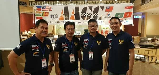 Empat kontingen Indonesia siap harumkan negara di Taiwan. (foto : istimewa)