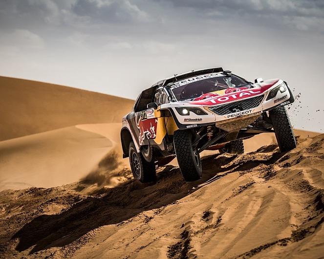 Peugeot umumkan mundur dari Rally Dakar akhir musim 2018 mendatang (ist)