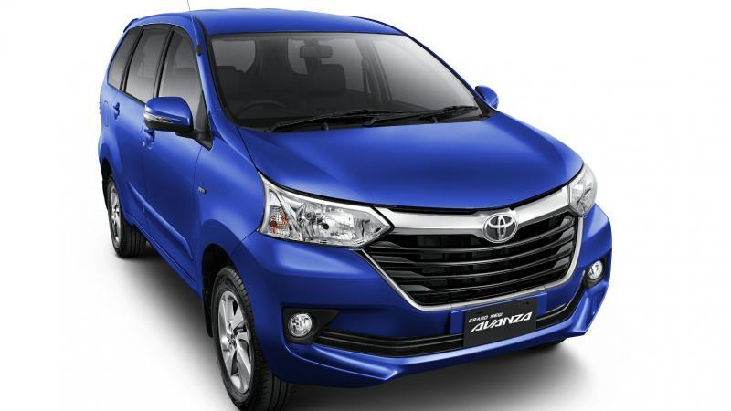 Untuk kesekian kalinya, Toyota Avanza kembali menyabet penghargaan di Jakarta. (foto : Toyota)