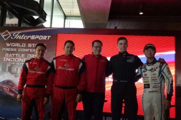 Intersport World Stage 2017 digelar akhir pekan ini di JIExpo Kemayoran, Jakarta