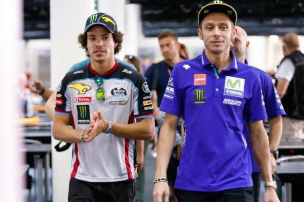 Anak Didik Rossi Juara Moto2, Morbidelli Tantang Sang Guru Musim Depan