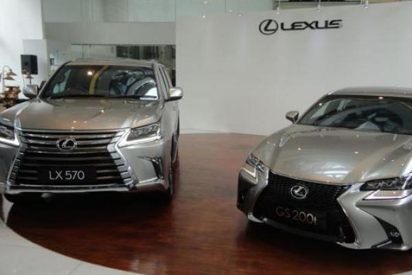Lexus Indonesia terus berikan layanan terbaik dan unik untuk konsumennya (ist)