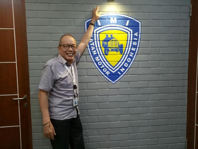 Jeffrey JP,  banyak hal penting akan dibahas di Munaslub IMI.  (foto : budsan)