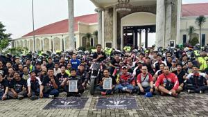 Teruji, Kekompakan Komunitas Yamaha Master of Torque di Cirebon