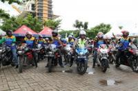 Meriah, Edisi Penutup Suzuki Bike Meet 2017 di Banjarmasin