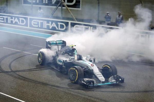Sirkuit F1 Yas Marina, Abu Dhabi (ist)
