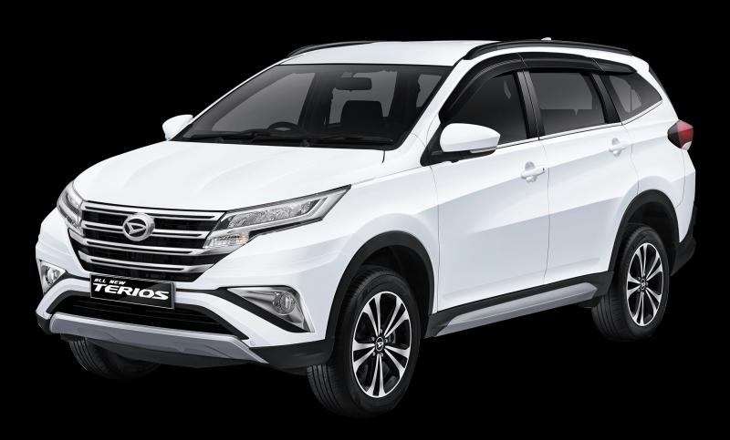 Lebih modern dan mewah, Daihatsu All New Terios jadi hadiah tahun baru 2018. (foto : ist)