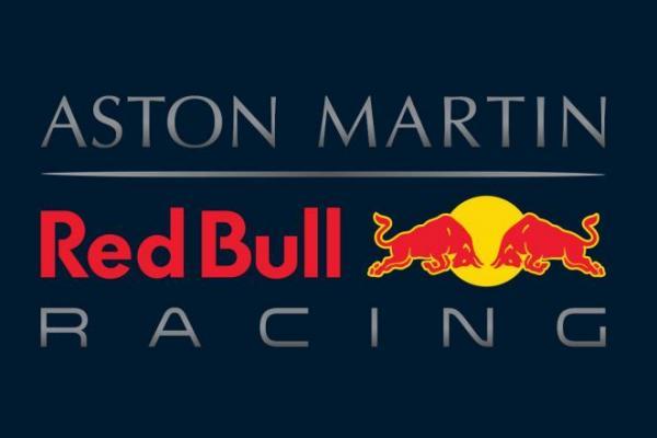 Logo baru tim Aston Martin Red Bull Racing (ist)