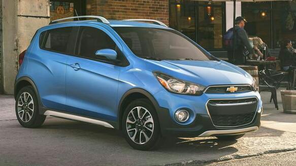 Chevrolet Spark Activ jadi pilihan menarik di segmen hatchback (foto: Chevrolet)