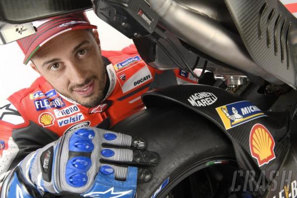 Andrea Dovizioso optimis dengan Desmosedici GP18 (ist)