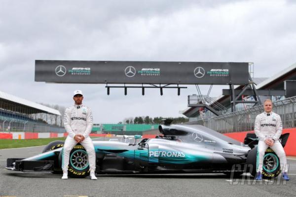 Mercedes F1 Team rilis tanggal peluncuran mobil F1 spek 2018 (ist)