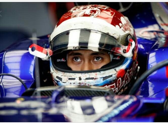 Sean Gelael tengah fokus ke ajang F2 bersama tim barunya, Prema Racing. (foto : ist)
