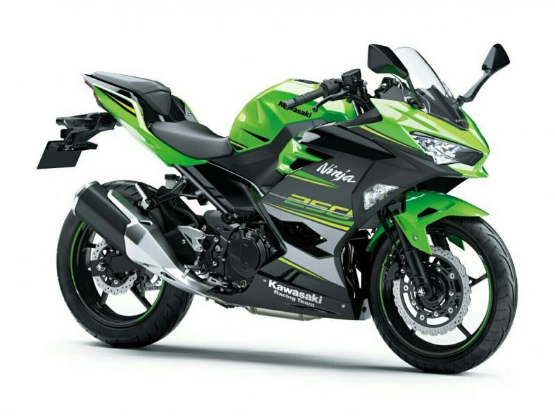 Kawasaki Ninja 250 akan menjadi magnet baru penggila motor motorsport di Kalimantan Barat. (foto : ist)