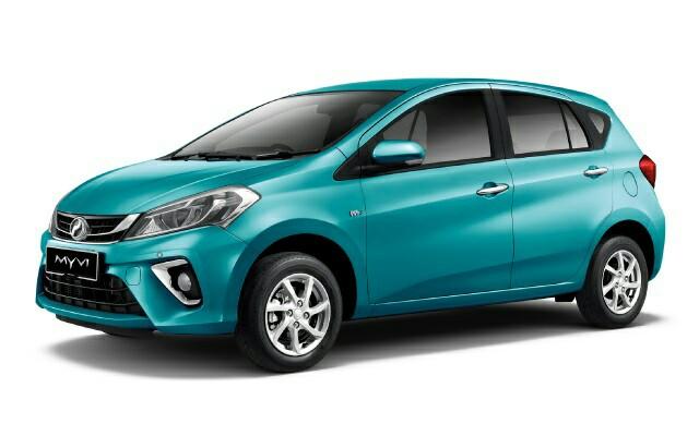 All New Daihatsu Sirion jadi andalan menghadapi Suzuki Ignis (foto: Perodua)