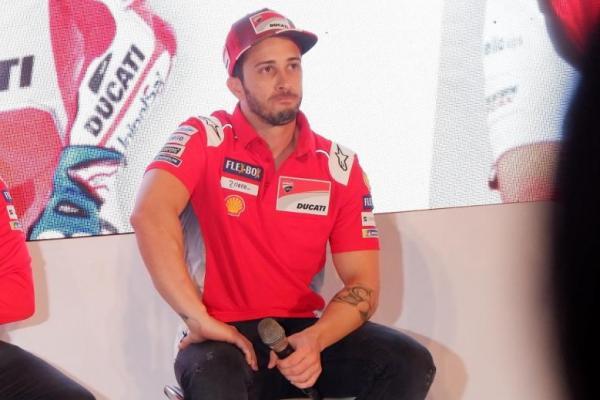 Andrea Dovizioso, runner up MotoGP 2017 (Foto: adri)