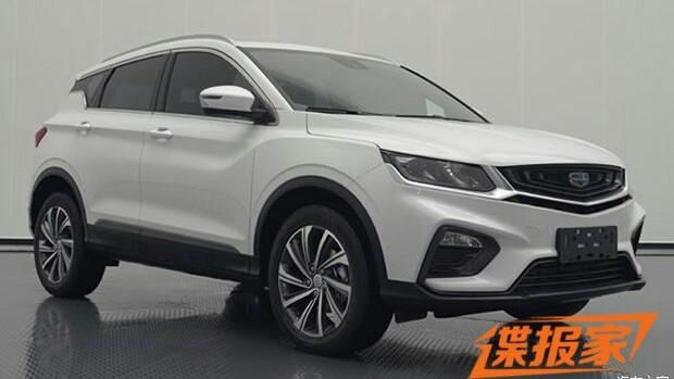 Pabrikan mobil Tiongkok Geely sedang agresif keluarkan model SUV terbaru (foto: ist)