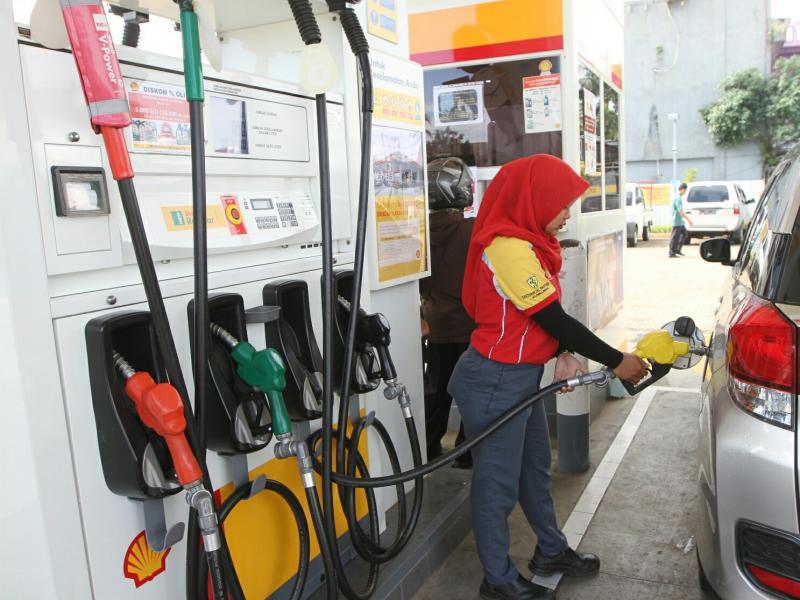 SPBU Shell semakin banyak di daerah Jabodetabek. (Foto : ist)